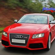 Used Red Audi